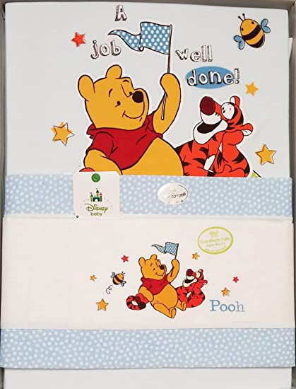 Lenzuola Winnie The Pooh.Set Completo Winnie The Pooh Per Culle E Carrozzina Lenzuola E