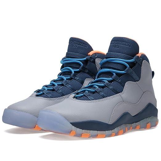 Mens Air Jordan 10 Zapatos De Baloncesto De Los Linces venta venta barata costo comprar barato cuánto WqQSfU2P