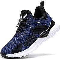 Chaussures de Running garçon Chaussure de Course Chaussures de Outdoor Sneakers Mode Basket Sport Walking Shoes Mixte Enfant