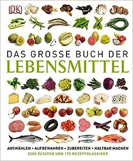 Das große Buch der Lebensmittel: Imported by Yulo inc