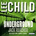 Underground (Jack Reacher 13) [German Edition] Audiobook by Lee Child Narrated by Frank Schaff