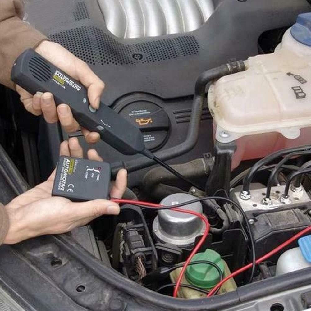 herramienta de rastreo de cables Aemiy Esc/áner de circuito de coche instant/áneo para autom/óviles