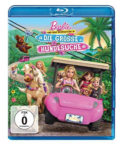 Barbie und ihre Schwestern in: Die grosse Hundesuche [Blu-ray]