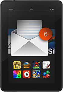 """Kindle Fire HDX 7"""", HDX Display, Wi-Fi, 16 GB (Previous Generation - 3rd)"""