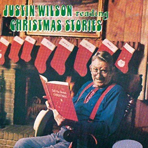 Reading Of The Christmas Story - Justin Wilson Reading Christmas Stories