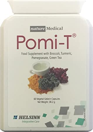 Pomi-T Polyphenol Food Supplement 60 Capsules Pack of 3