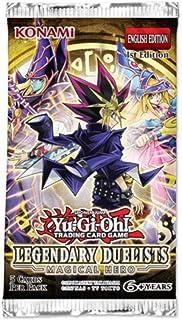 Yugioh Hero Ring GX1-EN003 Super Rare Promo