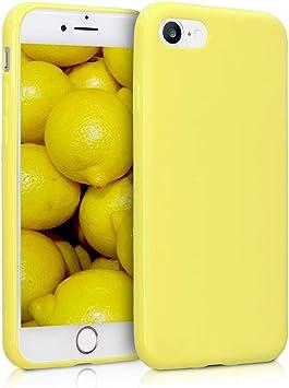 coque apple iphone 7 jaune
