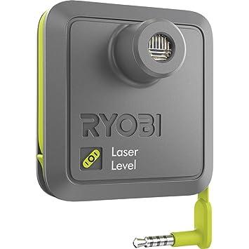 Ryobi Smartphone-Kreuzlinienlaser RPW-1650 Kalibriert: Amazon.co.uk ...