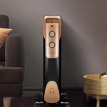 Warm air Calentador, Radiador Ahorro de Energía de Ahorro de Energía, Calentador Eléctrico, Estufa de Parrilla,Negro,Un tamaño: Amazon.es: Deportes y aire ...