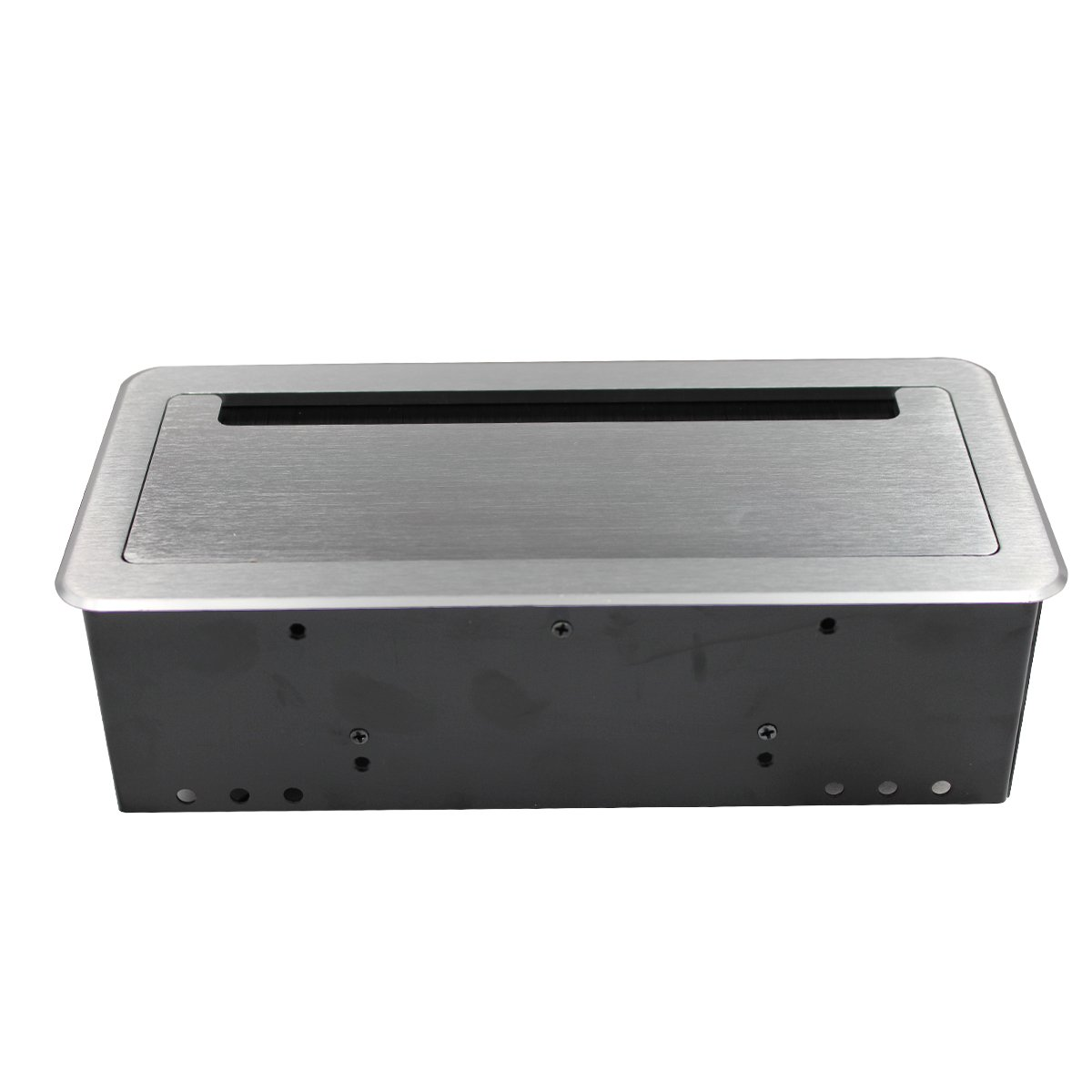 Multimedia Desktop Socket Tabletop Conference Table Connectivity Box Data Port Hidden Power Center by wiistar