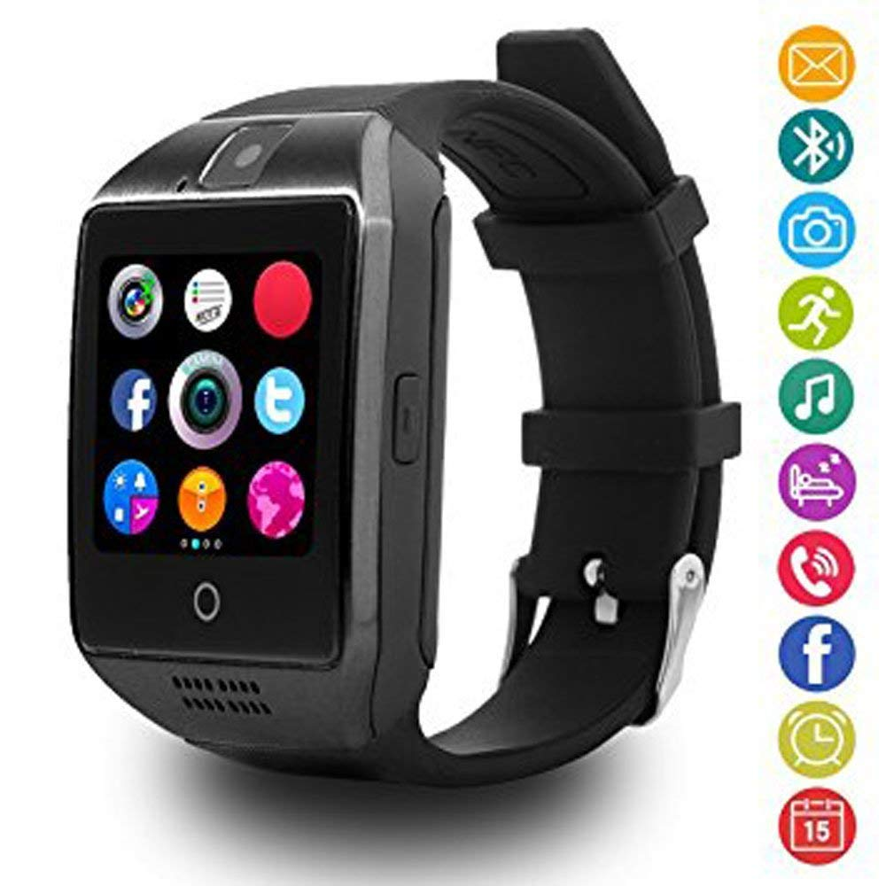 CEKA TECH Huawei P20 Pro Compatible Reloj Inteligente, Relojes Inteligentes con Bluetooth, Smart Watch, con cámara, Pantalla táctil Curva, ...