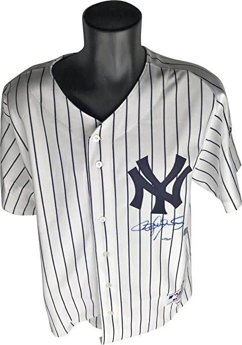 new arrival 4c70b 3f6e4 Roger Clemens Signed Autographed NY Yankees Jersey TRISTAR ...
