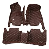 Worth-Mats Custom Fit Luxury XPE Leather Waterproof Floor...