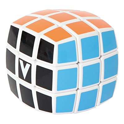V-Cube 3b White Pillowed Classic Speedcube: Toys & Games