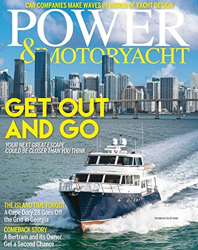 Large Product Image of Power & Motoryacht