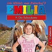 Die Schatzkarte (Emilia - Die Mädels vom Reiterhof 9)   Karla Schniering