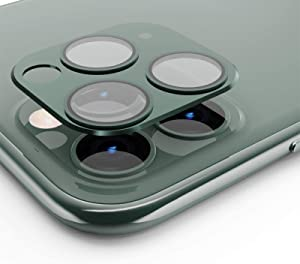 Camera Lens Protector for iPhone 11 Pro/Pro Max,Tempered Glass HD Camera Lens Screen Cover Case for iPhone 11 Pro/Pro Max,9H Hardness Anti-Scratch Camera Screen Protective Lens Film (Midnight Green)
