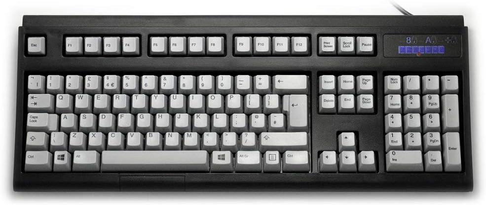 Other Ultra Classic IBM Style Keyboard, Black USB, [Importado de UK]
