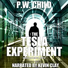 The Tesla Experiment: Order of the Black Sun Series, Book 10 Audiobook by P. W. Child Narrated by Kevin Clay