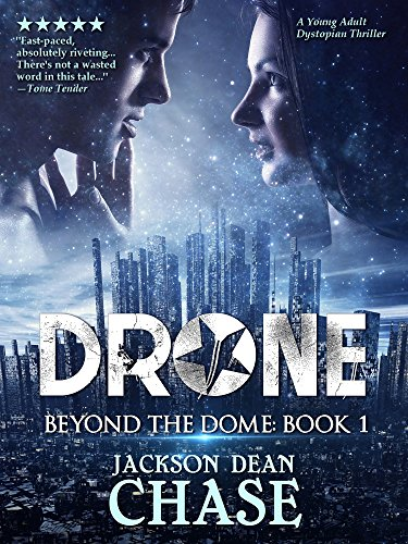 Drone Young Dystopian Thriller Beyond ebook product image