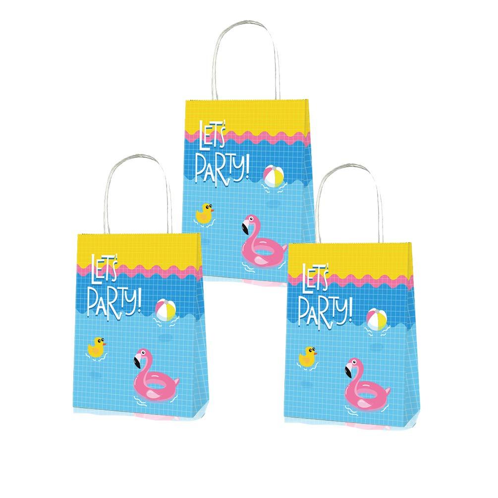 Amazon.com: LJCL Bolsas de regalo de verano para fiestas de ...