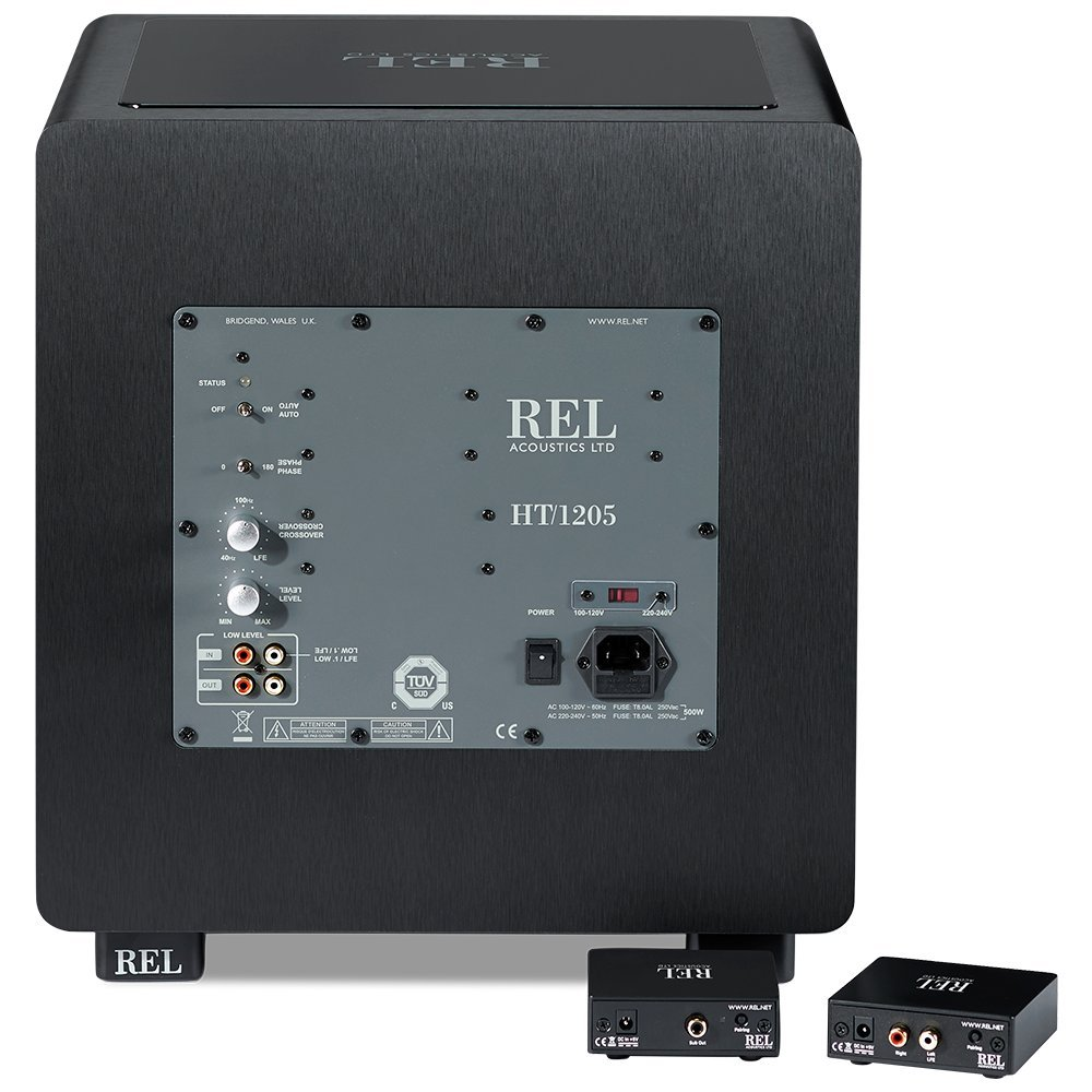 REL Acoustics Ht-Air Wireless Transmitter and Receiver. Designed for Serie HT, Compatible with All Models. by REL Acoustics (Image #4)