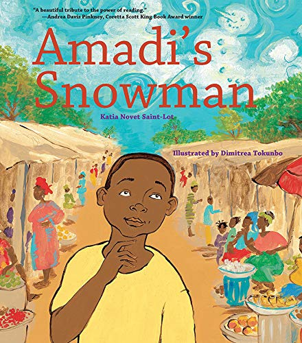 Read Online Amadi's Snowman: A Story of Reading pdf epub