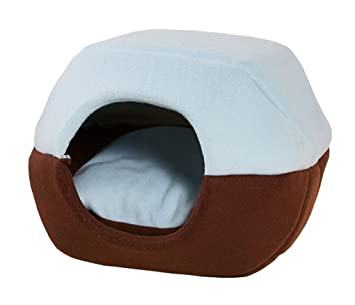 Premewish 2-in-1 Pet Dog Houses Pet Dog Cat Beds Portable Washable Removable