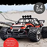 Best COFFLED Kids Electric Cars - Remote Control Car,1:16 Scale 4WD Electric Off-Road RC Review
