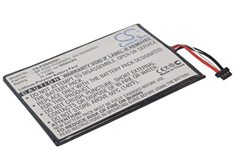 CS eBook Reader batería de polímero de litio 3000 mAh/11.1 WH 3.7 ...