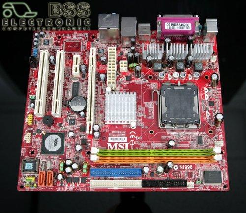 DRIVER UPDATE: MS-7255 VGA