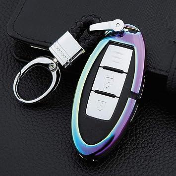 SUNQQB Para Auto Fashion Aleación de Zinc Clave Proteger ...