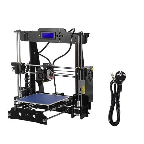 Funnyrunstore Extrusión de Perfil de Aluminio Kit de Impresora 3D ...