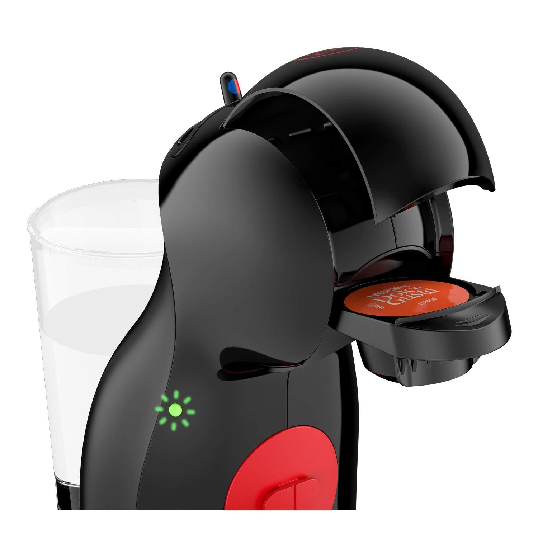 1400 W Plastica DeLonghi Nescaf/é Dolce Gusto Piccolo XS EDG210.W Bianco