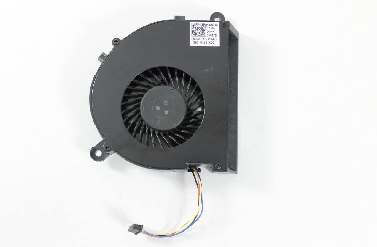 qinlei SWCCF New CPU Cooling Fan for Dell Latitude E5530 9HTYD 09HTYD MF60120V1-C420-G9A
