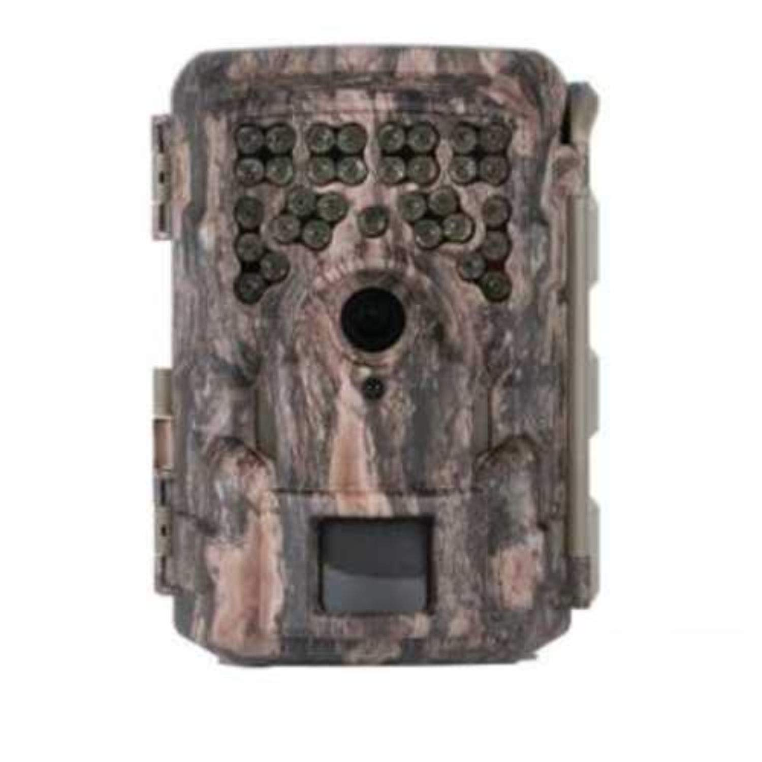 Moultrie M8000i Invisible Flash Trail Camera (2019) | Compatible Mobile by Moultrie