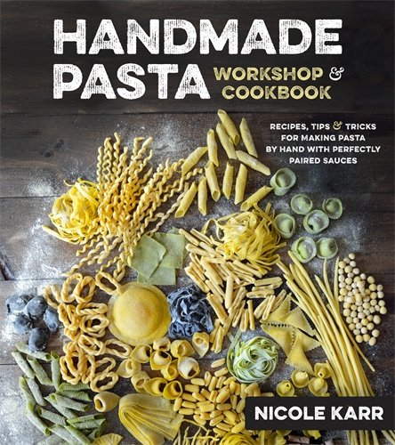 Handmade Pasta Workshop Cookbook Perfectly product image