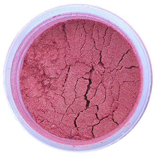 - Orchid Pink Luster Dust, 4 gram container
