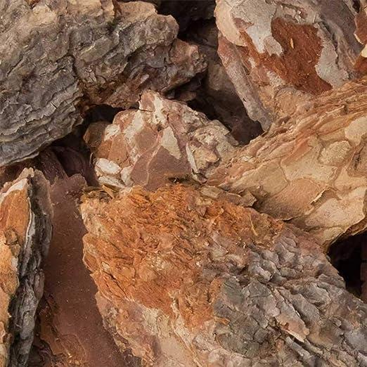 Amagard Corteza de Pino >60mm (33KG): Amazon.es: Jardín