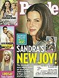 Sandra Bullock * Lindsay Lohan * Ali Fedotowsky & Roberto Martinez (The Bachelorette) * Jessica Alba (25-Page Celeb Baby Bonus) * August 30, 2010 People Weekly Magazine