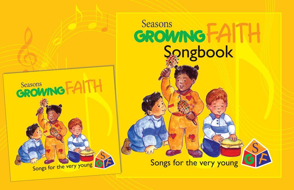 Read Online Seasons Growing Faith CD and Songbook: Songs for the Very Young ebook