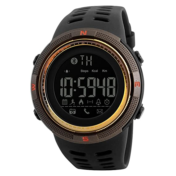 Bluetooth Impermeable Smartwatch para Android/iOS Teléfonos ...