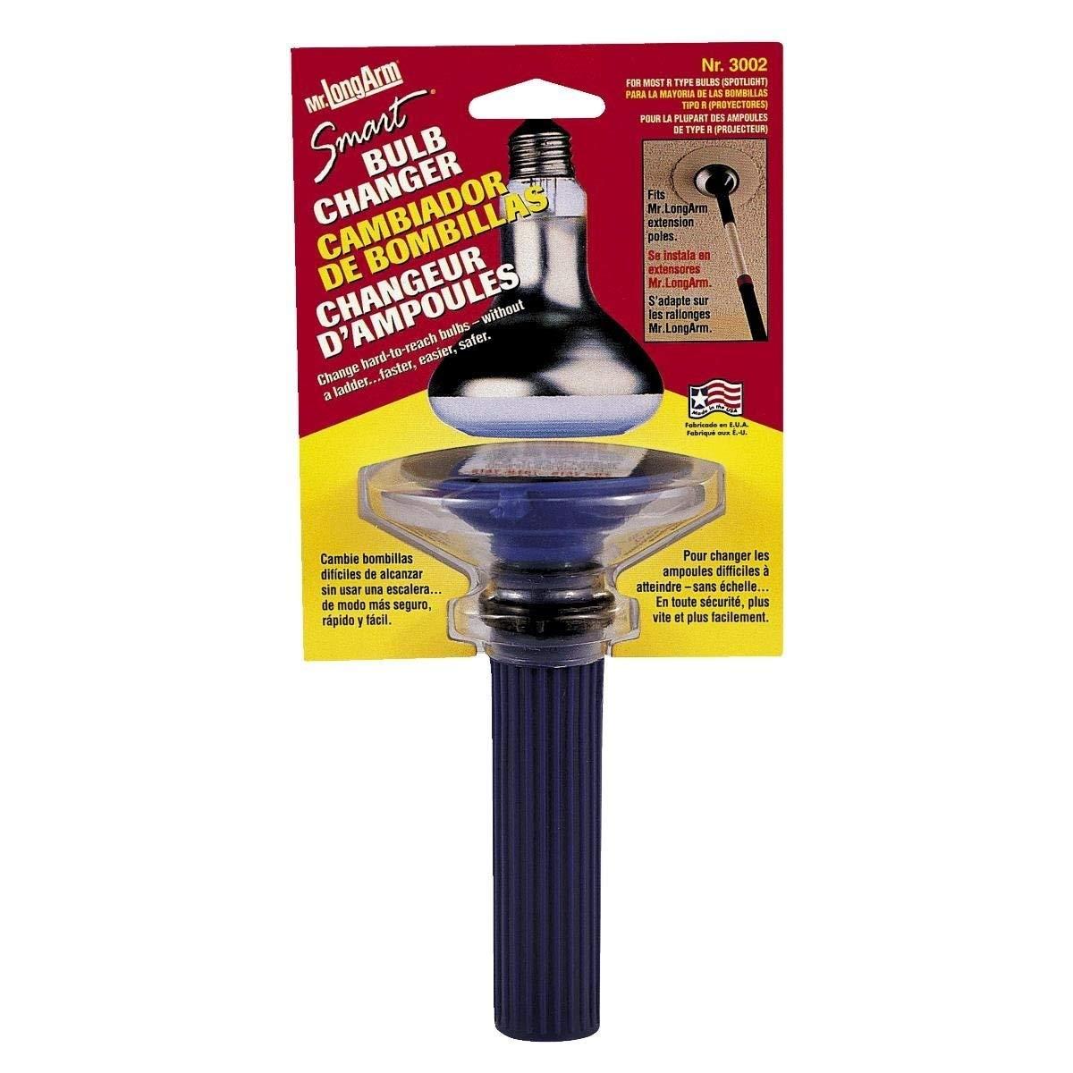bas prix collection entière site web pour réduction Mr Longarm Reflector Bulb Changer - 3002 Pack of 5 ...