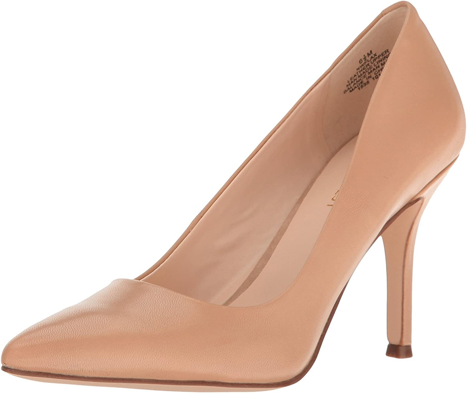 NINE WEST Womens Flax Suede Pointed Toe