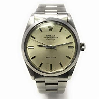 cc5a452d10c1 Amazon.com  Rolex Air-King Swiss-Automatic Male Watch 5500 ...