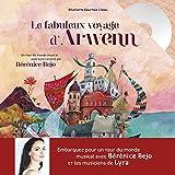 Le fabuleux voyage d'Arwenn (1CD audio MP3)