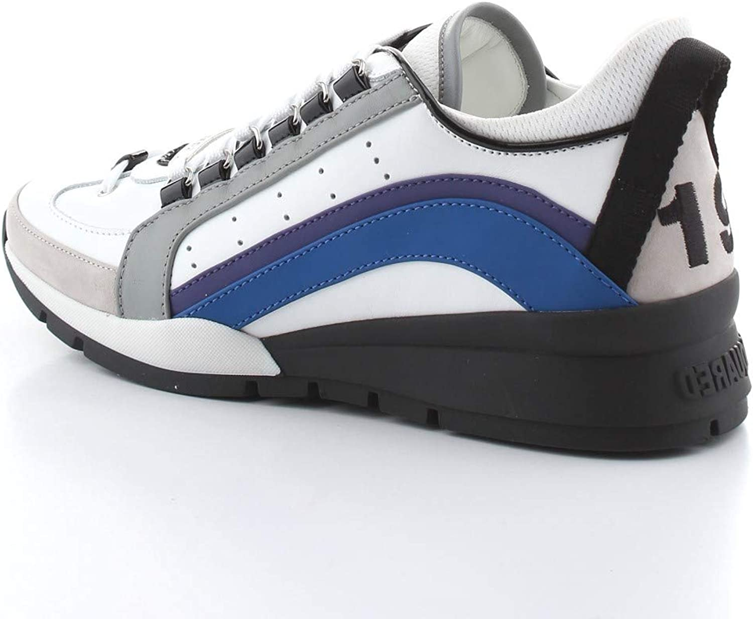 DSQUARED2 Men 551 Sneakers Bianco | Shoes