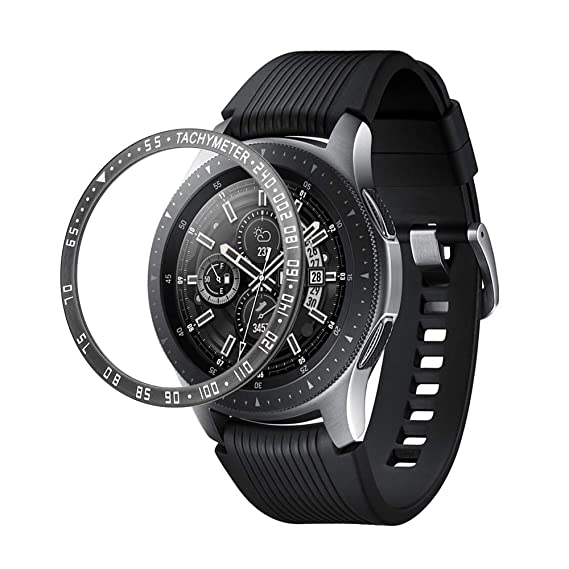 Estilo de Bisel para Galaxy Watch 46mm / Samsung Gear S3 ...