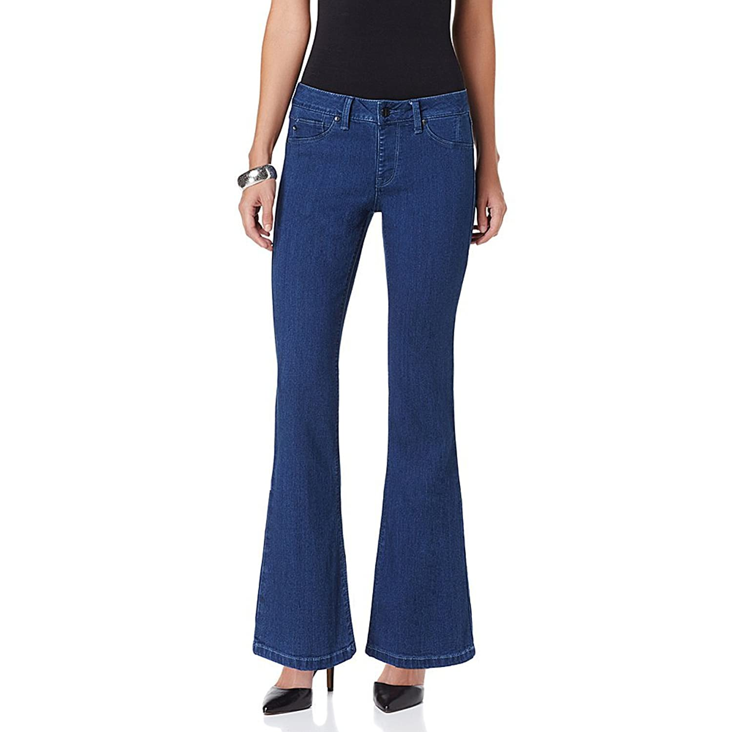 Hot in Hollywood MEGASTRETCH Girlfriend Jean - Size 3X Tall